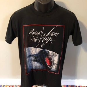 90s Roger Waters The Wall Live Shirt Pink Floyd